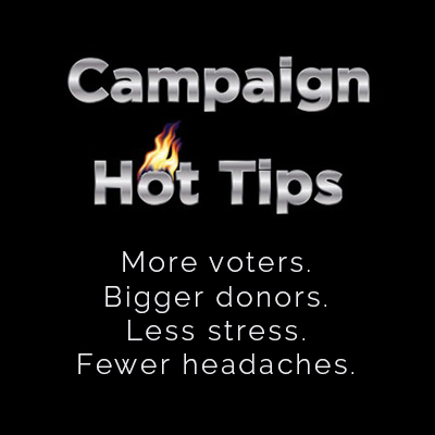 Campaign Hot Tips (twitter)