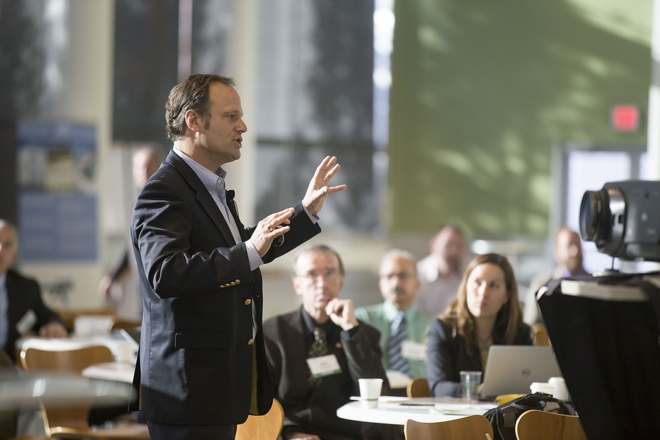 Afraid of Public Speaking?  You're NOT Alone…